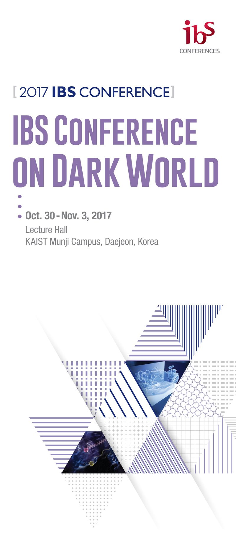 IBS Conference on Dark World